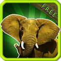 Animal Sounds for Kids Free icon