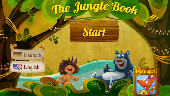 玩書籍App|The Jungle Book免費|APP試玩