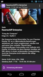 Tv Programm App Android