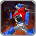 Trans Machine Autobot Run icon