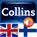 English<>Finnish Dictionary TR icon