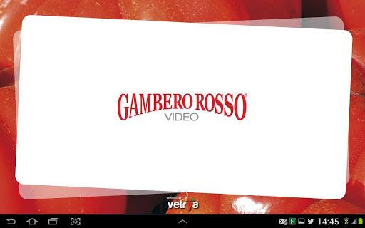 Gambero Rosso Video