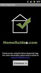 Home Inspection App- screenshot thumbnail