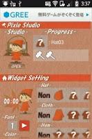 Screenshot of PixieStudio -Clock Ver.-