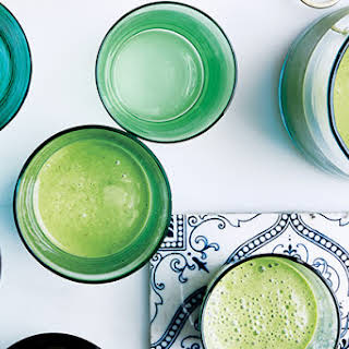 The Greenest Smoothie.