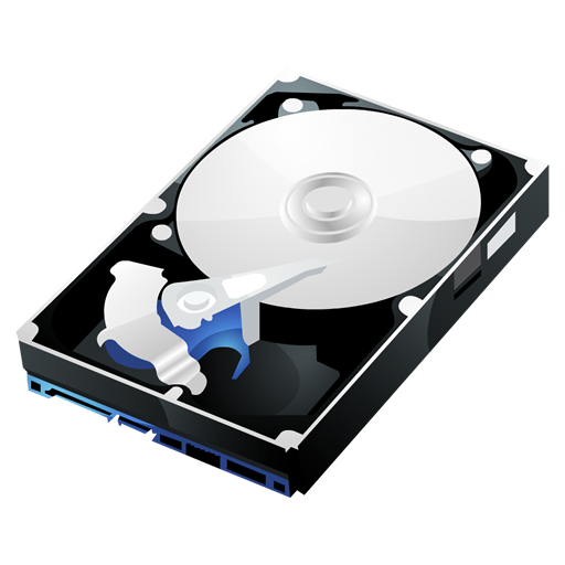 Hard Drive - Actual Capacity LOGO-APP點子
