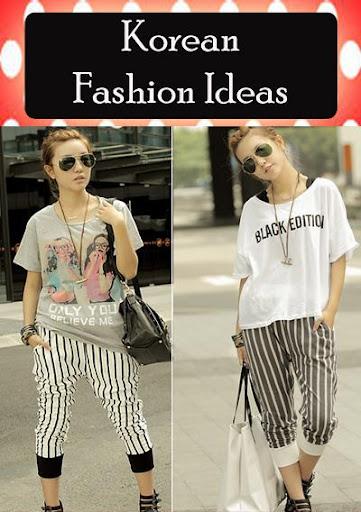Korean Fashion Ideas