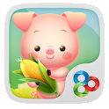 Piggy GO Launcher Theme icon