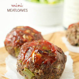 Mini Meatloaves.