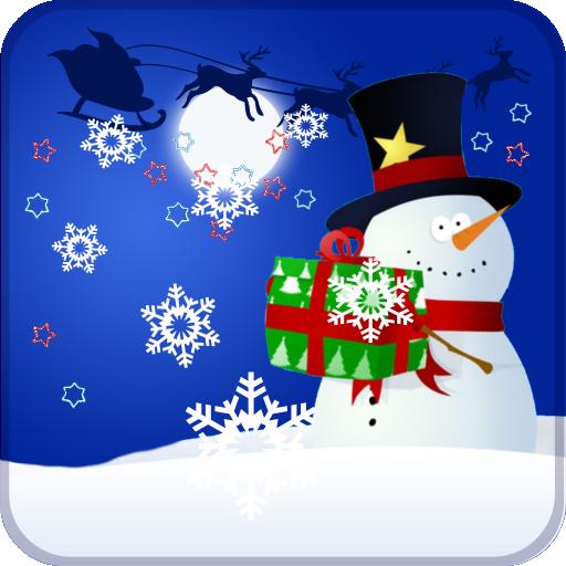 Santa Claus Live Wallpaper 個人化 App LOGO-硬是要APP