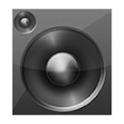 Audio enhancement icon