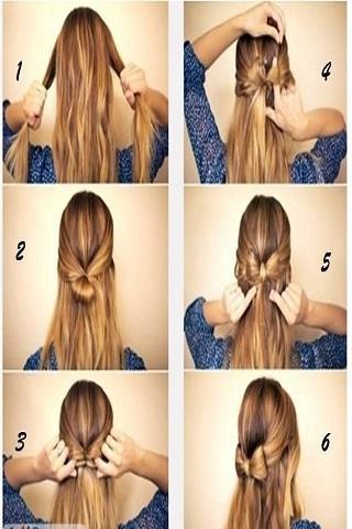 一步一步的頭髮