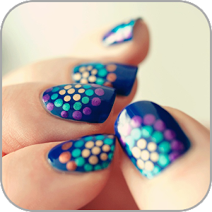 Hot Designs Nail Art Ideas latest and best nail art ideasdesigns 2014 2015 collections9 Hot Nail Art Designs V13