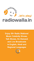 Screenshot of Radiowalla.in