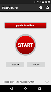 RaceChrono- screenshot thumbnail