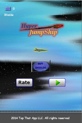 Hyper Jump Ship