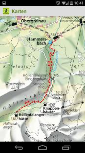 Wanderführer Europa - screenshot thumbnail