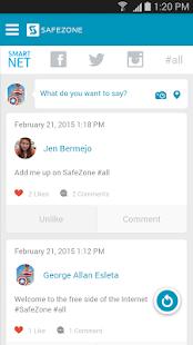 SafeZone- screenshot thumbnail