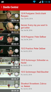 Official New Jersey Devils App- screenshot thumbnail