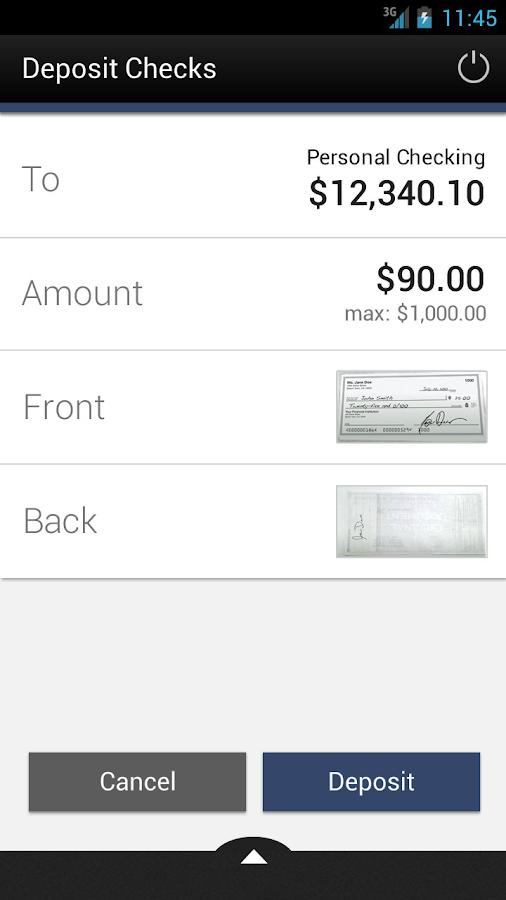 Central Bank Mobile Banking - screenshot