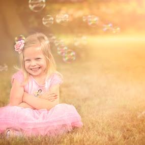 Natalia in Wonderland by Szymon Stasiak - Babies & Children Child Portraits ( color, outdoors, children, portrait )