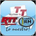 TeleTaxi-RM logo