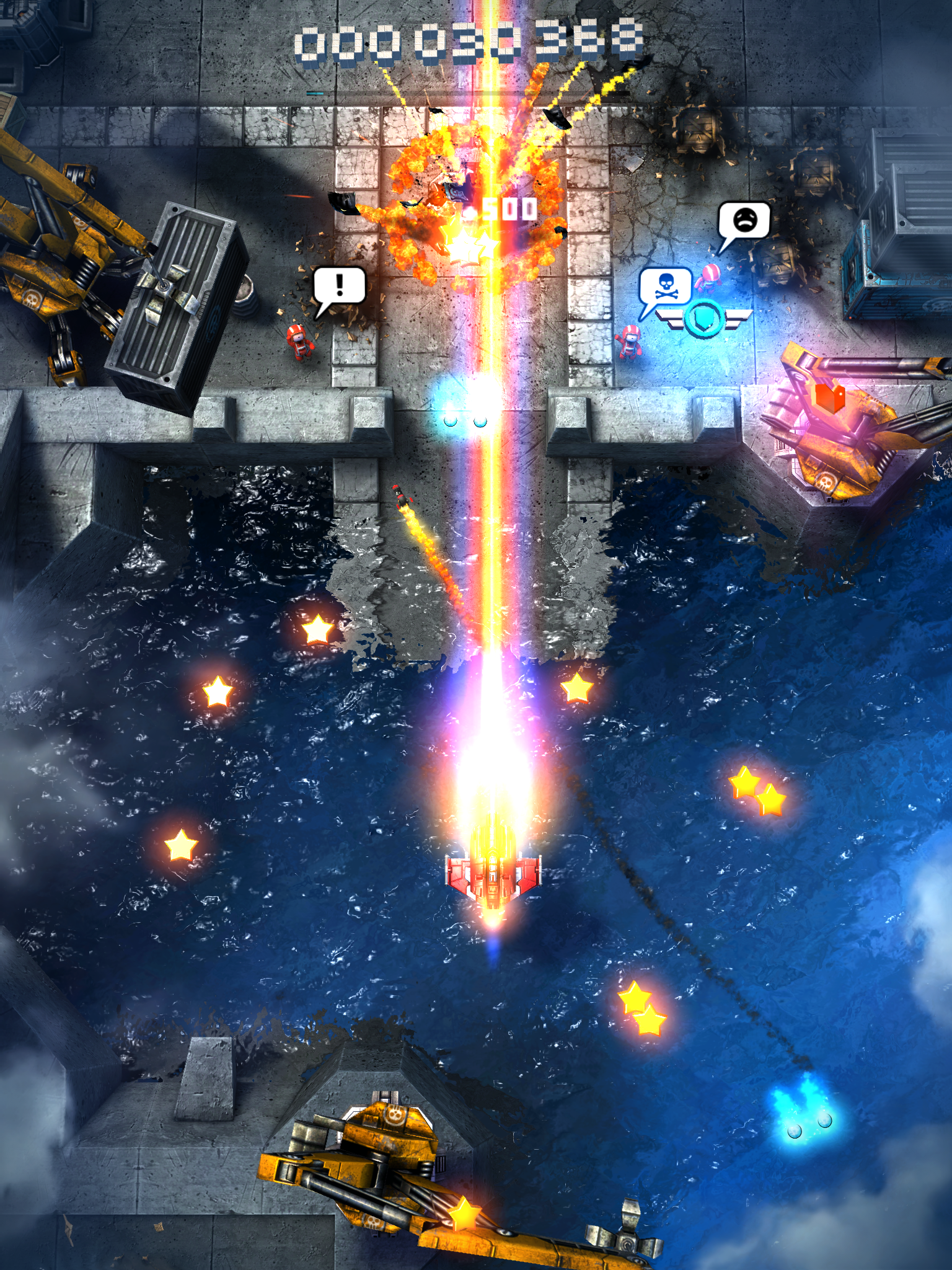 Sky Force 2014 screenshot #12