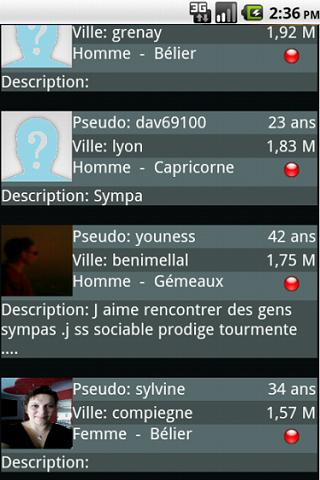 Rencontre apps