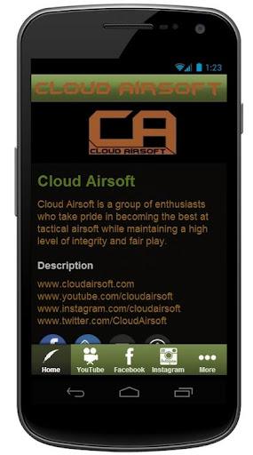 Cloud Airsoft News