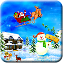 Christmas Snow LWP paid icon