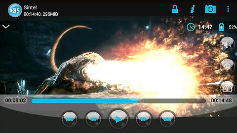 BSPlayer Screenshot 7