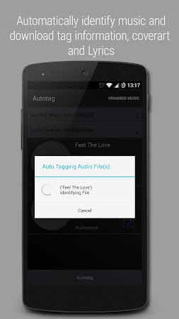 Music Tagger - Tag Editor 1.1.9r screenshot 393720