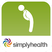 The Simplyhealth Back Care app