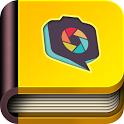 올로그 스토리북-사진인화,포토북,달력,포스터,액자 icon