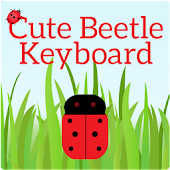 Cute Keyboard Beetle