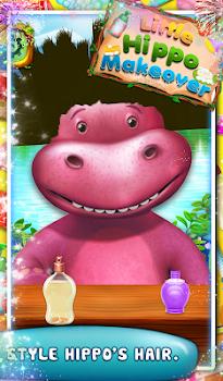 Little Hippo Makeover