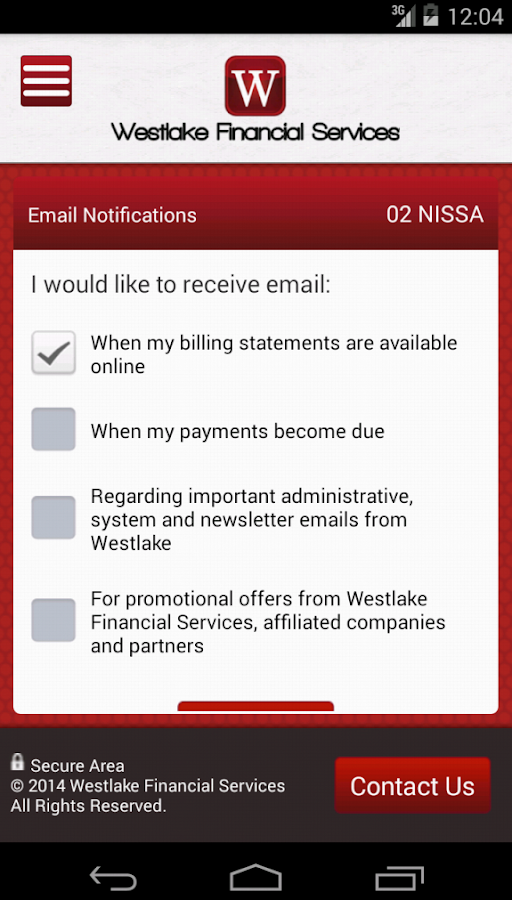 Westlake Financial Services Sign Up | 2017 - 2018 Cars Reviews