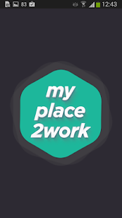 MyPlace2Work- screenshot thumbnail
