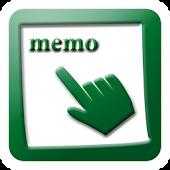 Finger Memo