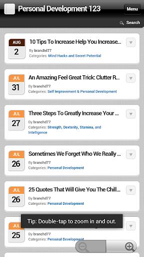 Personal Development 123