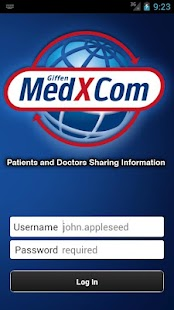MedXCom for Physicians - screenshot thumbnail