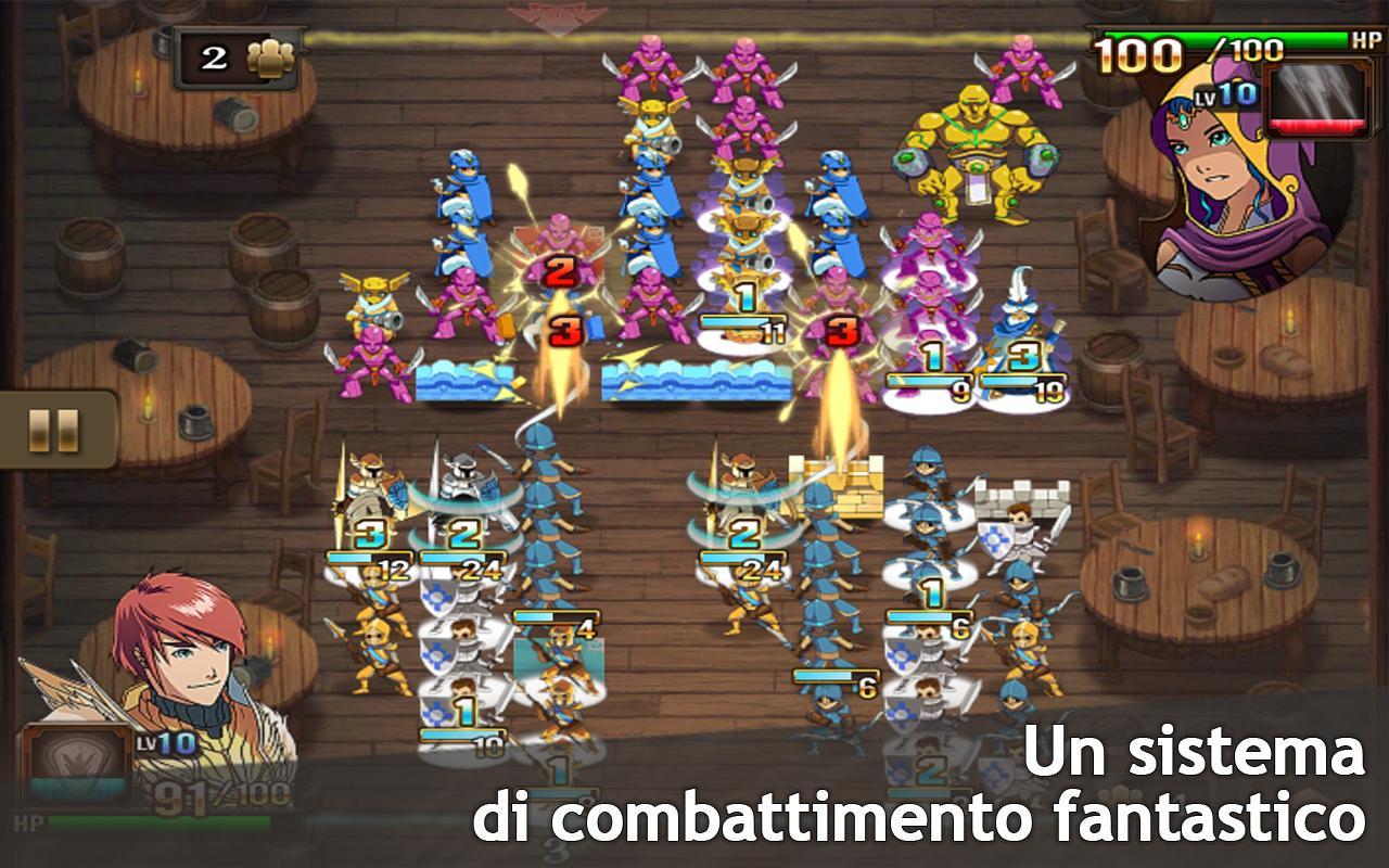 M&M Clash of Heroes APK