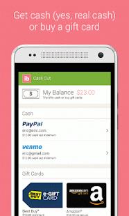 Ibotta – Cash back Coupons. - screenshot thumbnail