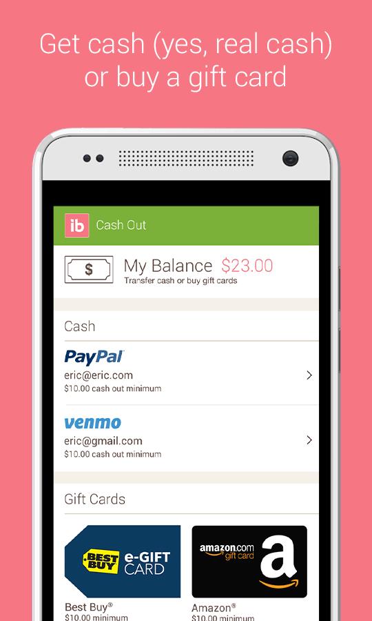 Ibotta – Cash back Coupons. - screenshot
