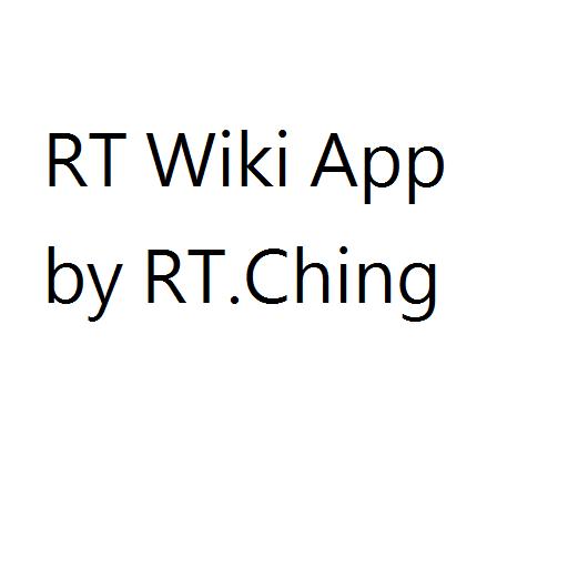 RT Wiki App