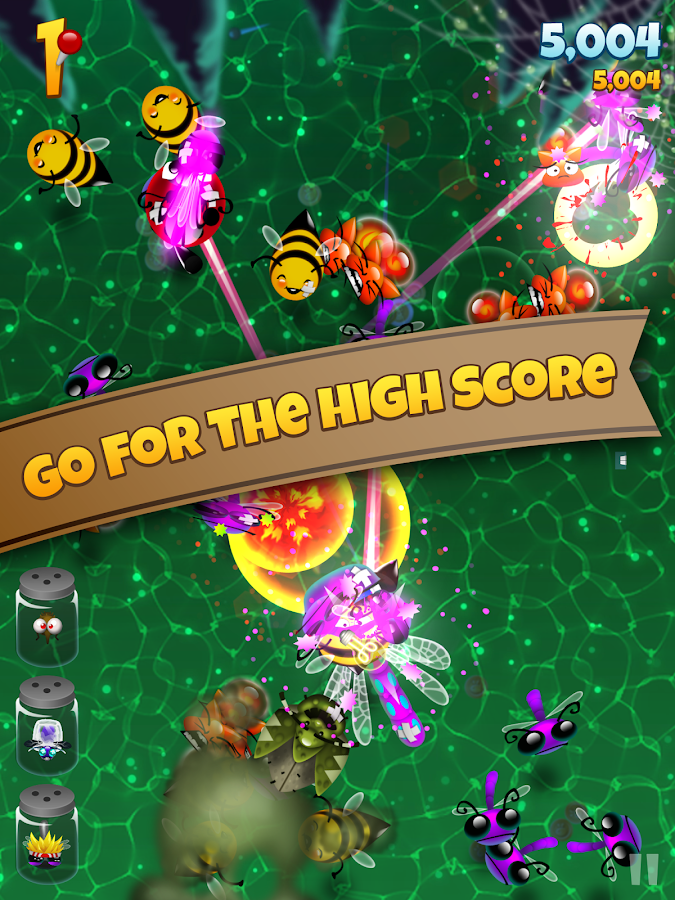 Pop Bugs- screenshot