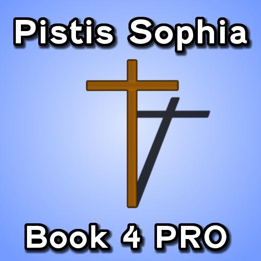 Pistis Sophia Book 4 FREE LOGO-APP點子