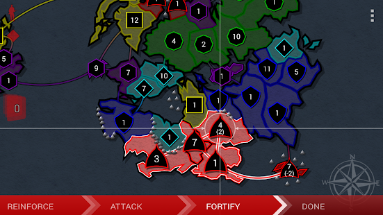 Border Siege LITE [war & risk]- screenshot thumbnail