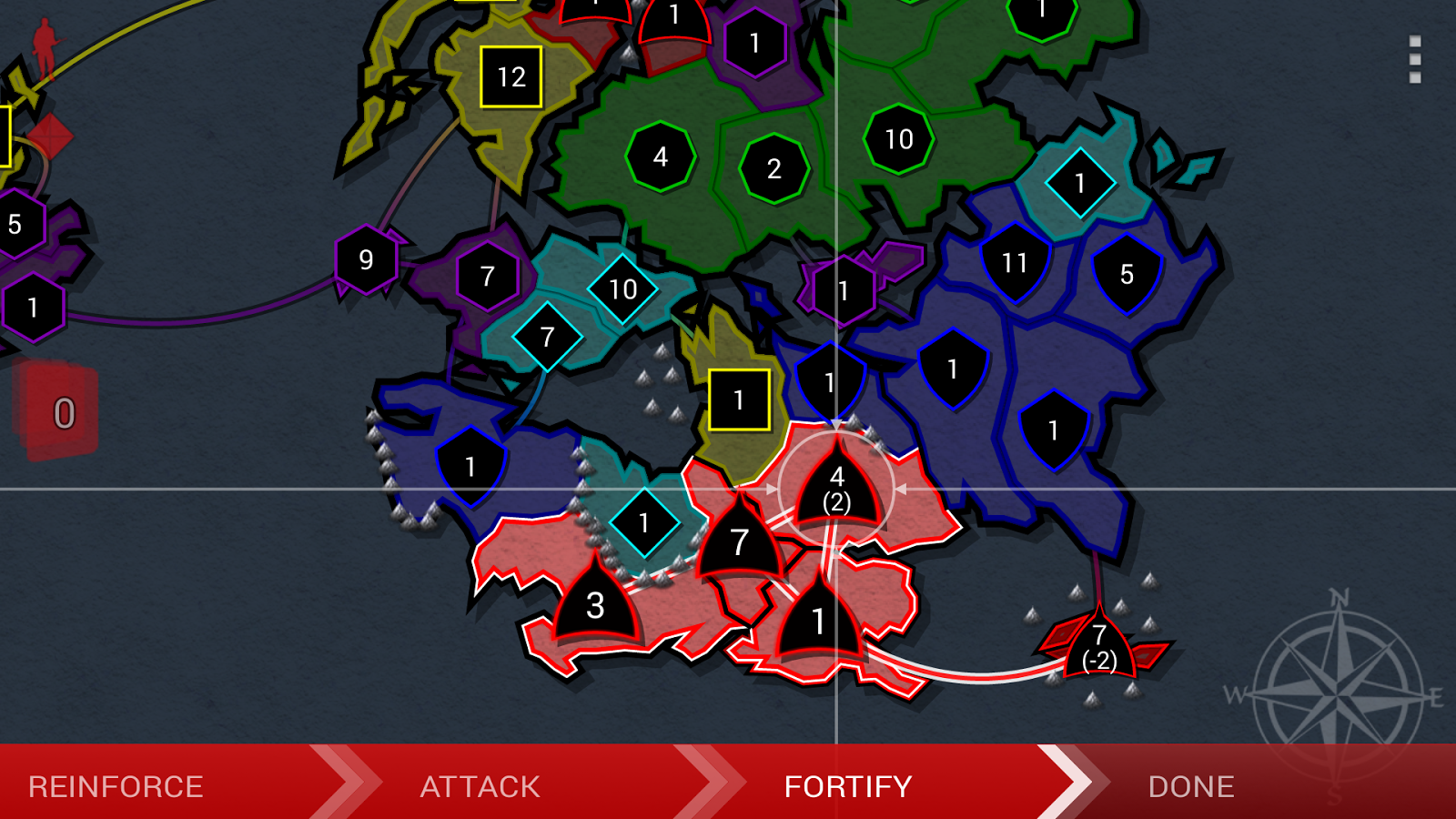 Border Siege LITE - screenshot
