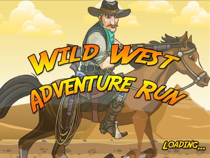 Furious Wild West Outlaw Run